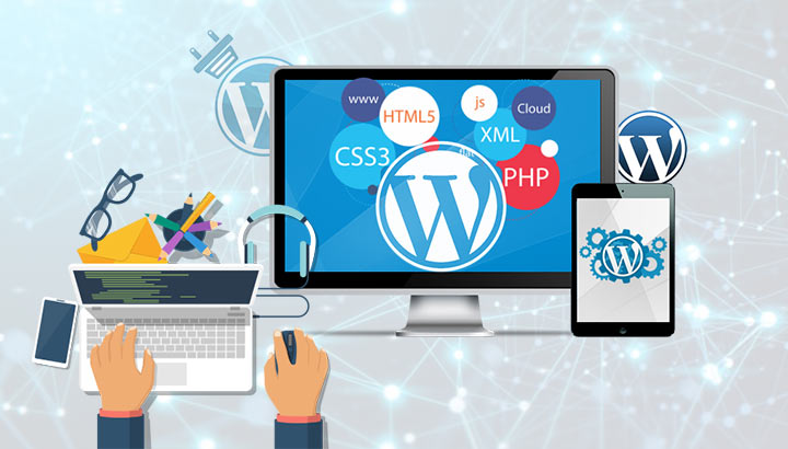 WordPress Web Development Course in Delhi